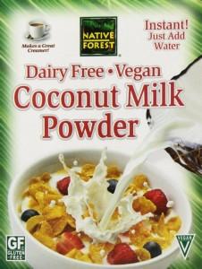NF coconut milk