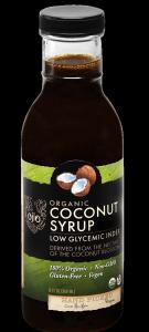 Ojio Oganic coconut Syrup