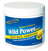 Wild power tea
