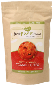 just pure foods spicy jalapeno tomato chips