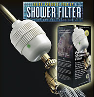 Enviro Products - New Wave Enviro Products premium shower filters to remove chlorine