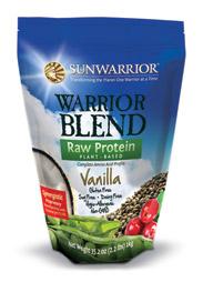 Sunwarrior - Warrior Blend raw protein